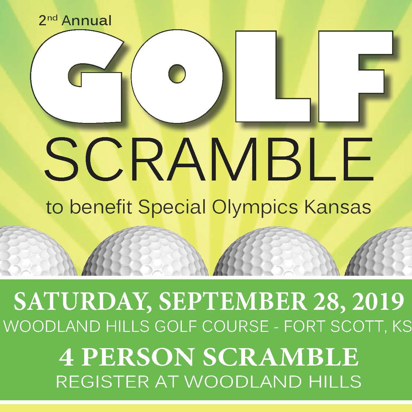 Fundraising Events - Special Olympics
